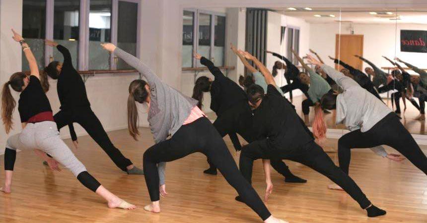 Badajoz Danza para Adultos