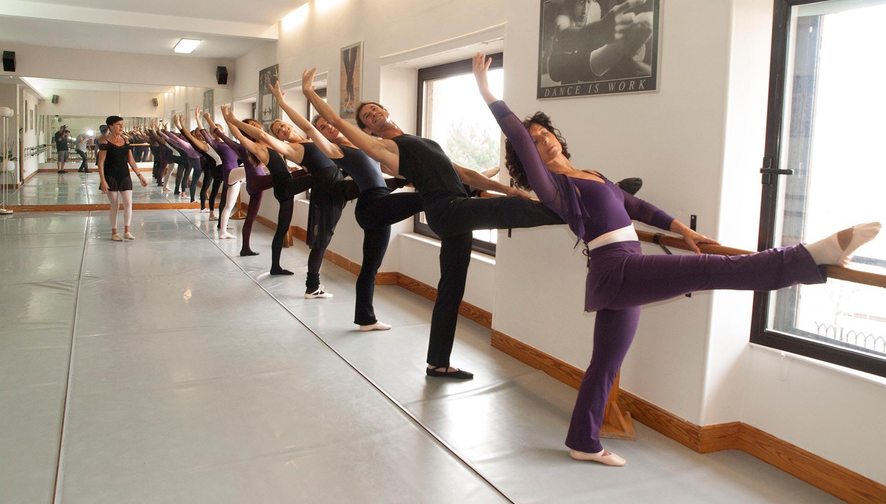 Ballet Adultos en Badajoz
