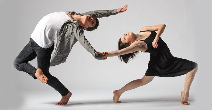 Bailarina Danza Contemporánea