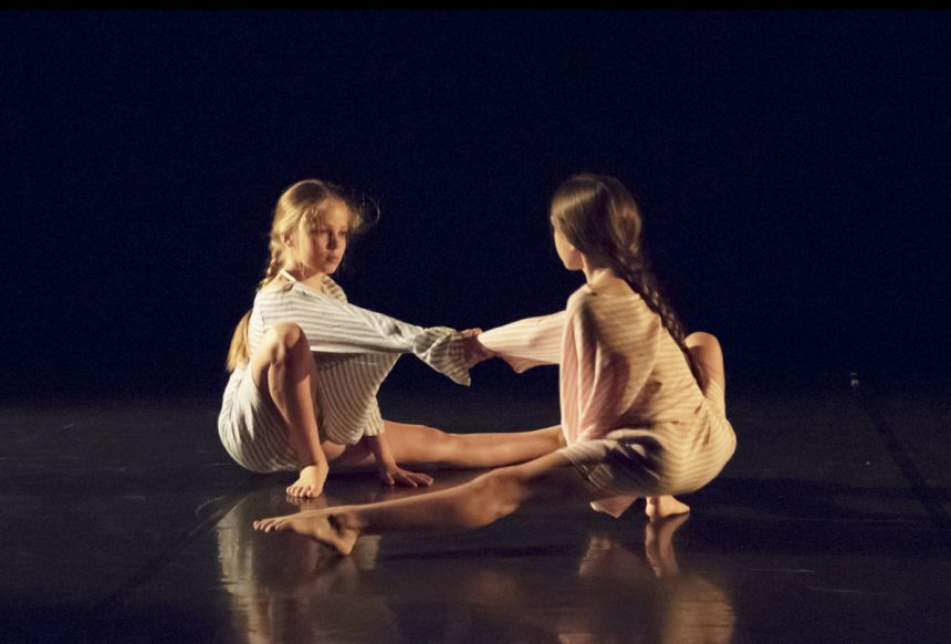 Danza Creativa Clases para Niños
