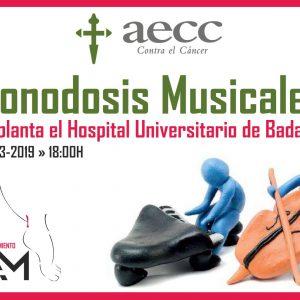 CEDAM colabora en las Monodosis Musicales de AECC