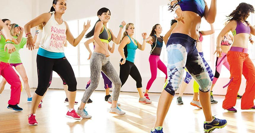 Zumba Fitness CEDAM