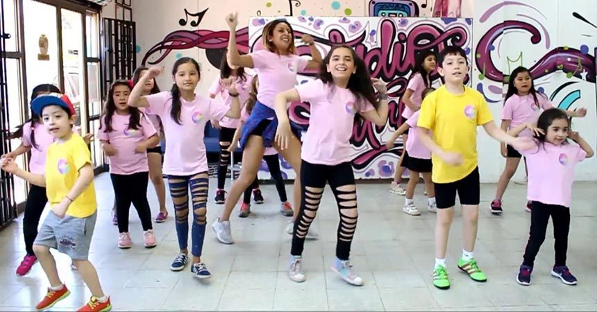 Zumba Kids Junior Badajoz