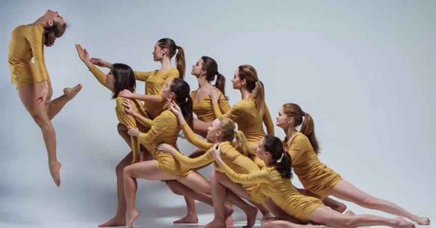 Clases de Danza Contemporánea para Niños en Badajoz