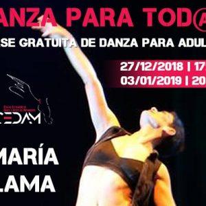 Danza Para Tod@s Enero
