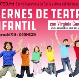Viernes de Teatro - 22 de Marzo