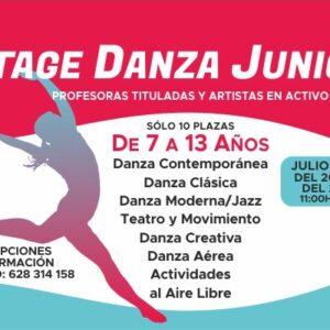 Stage de Danza Junior 2020